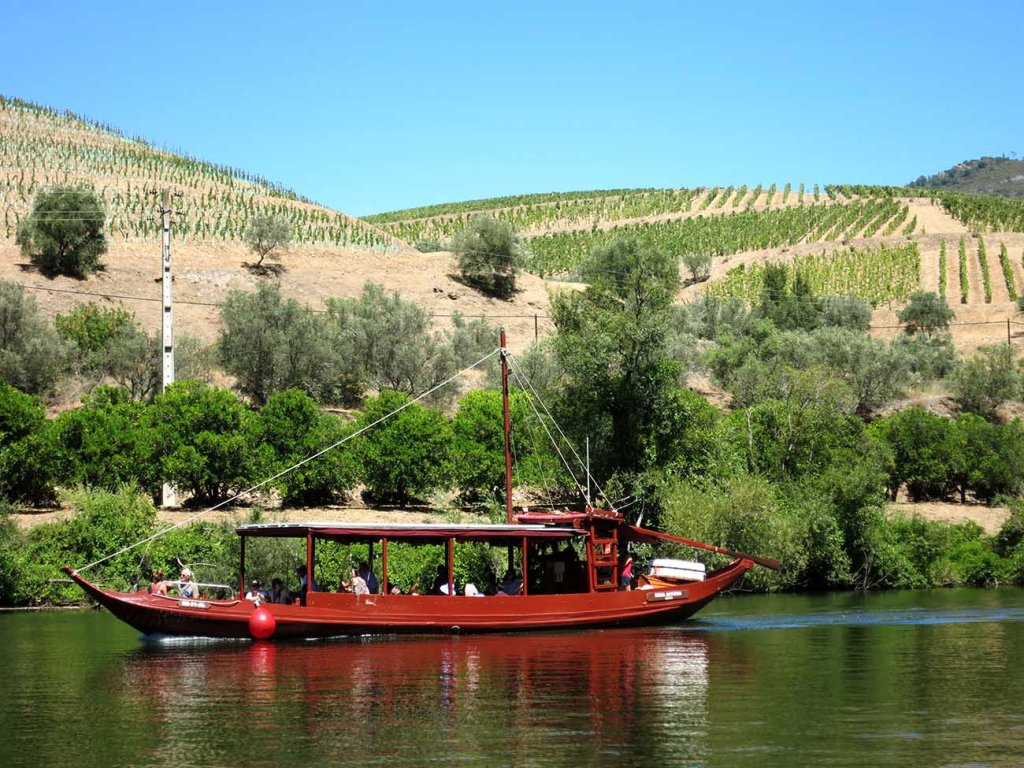 Portugal's Douro Valley - Autumn is a wonderful time to travel. Crowds are less, prices are cheap, and the weather can be lovely. Here are 10 terrific places to see in Europe this fall.