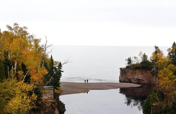Autumn Leaf Peeping on Minnesota's North Shore