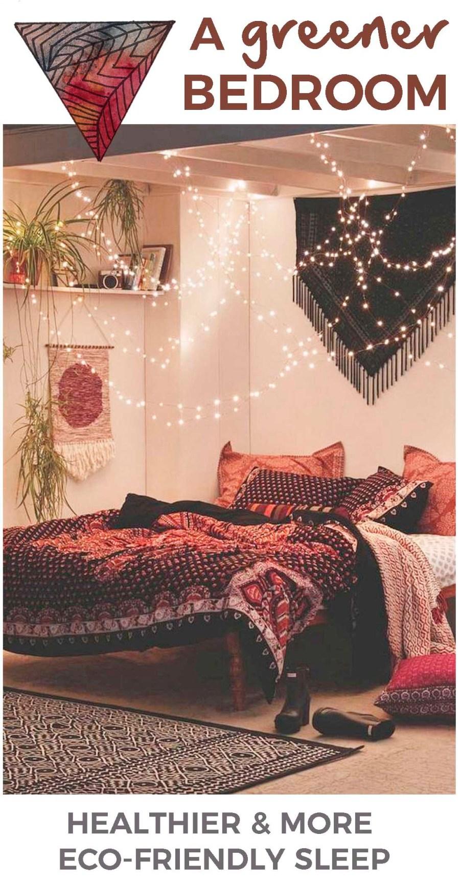 A Greener Bedroom - make your sleep healthier & more eco-friendly - theweekendguide.com