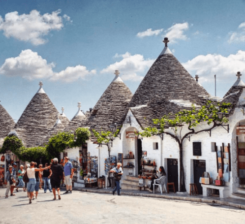 Puglia - Autumn is a wonderful time to travel. Crowds are less, prices are cheap, and the weather can be lovely. Here are 10 terrific places to see in Europe this fall.