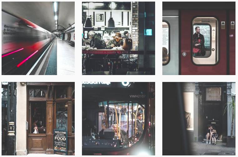 Best London Instagrammers: Get inspired by the Best London Instagram Accounts :: mrwhisper