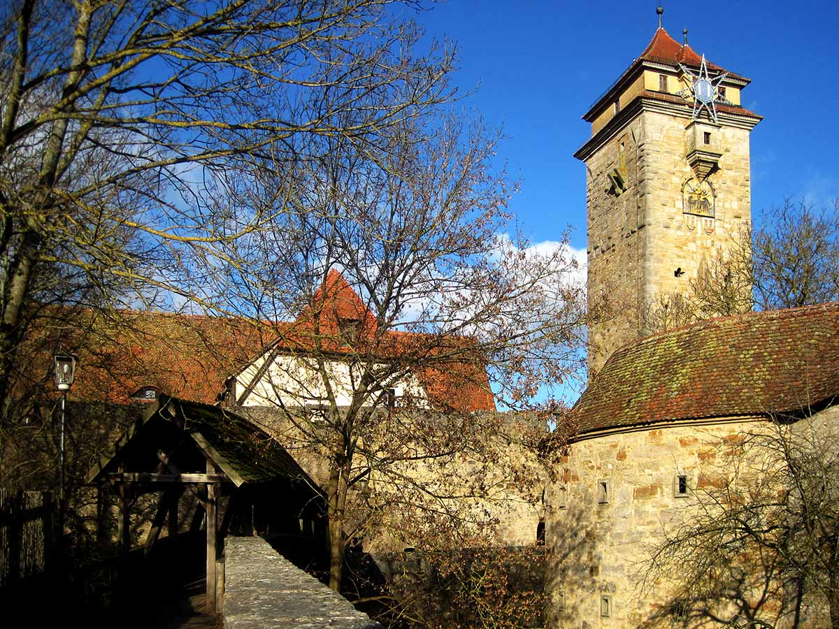 Rothenburg ob der Tauber - Autumn is a wonderful time to travel. Crowds are less, prices are cheap, and the weather can be lovely. Here are 10 terrific places to see in Europe this fall.