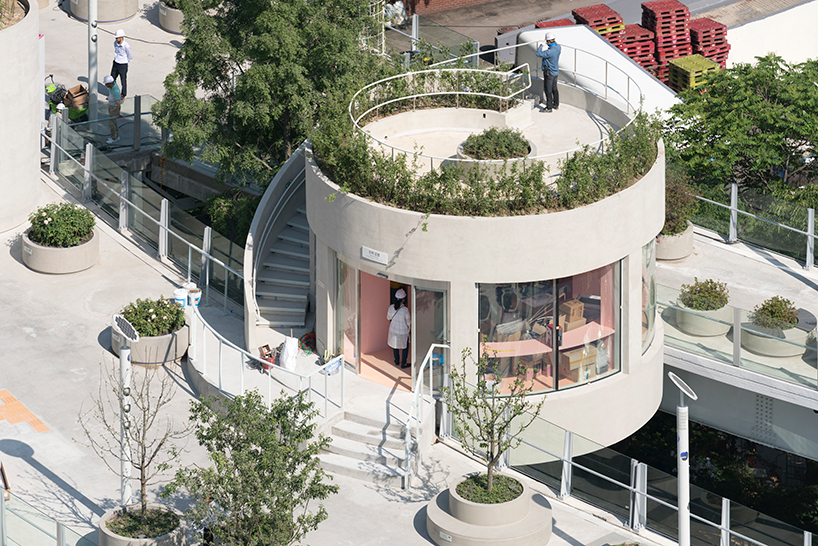18 Urban Projects Like the NYC High Line :: Seoullo 7017 :: Skygarden