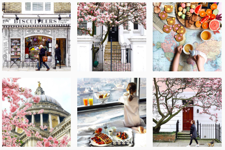 Best London Instagrammers: Get inspired by the Best London Instagram Accounts :: snowflakesfairy