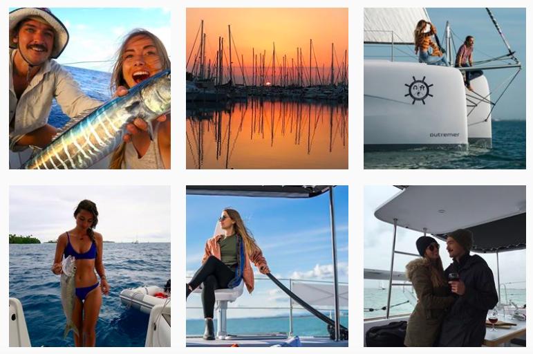Best Sailing Instagrams to Inspire You-Sailing La Vagabonde