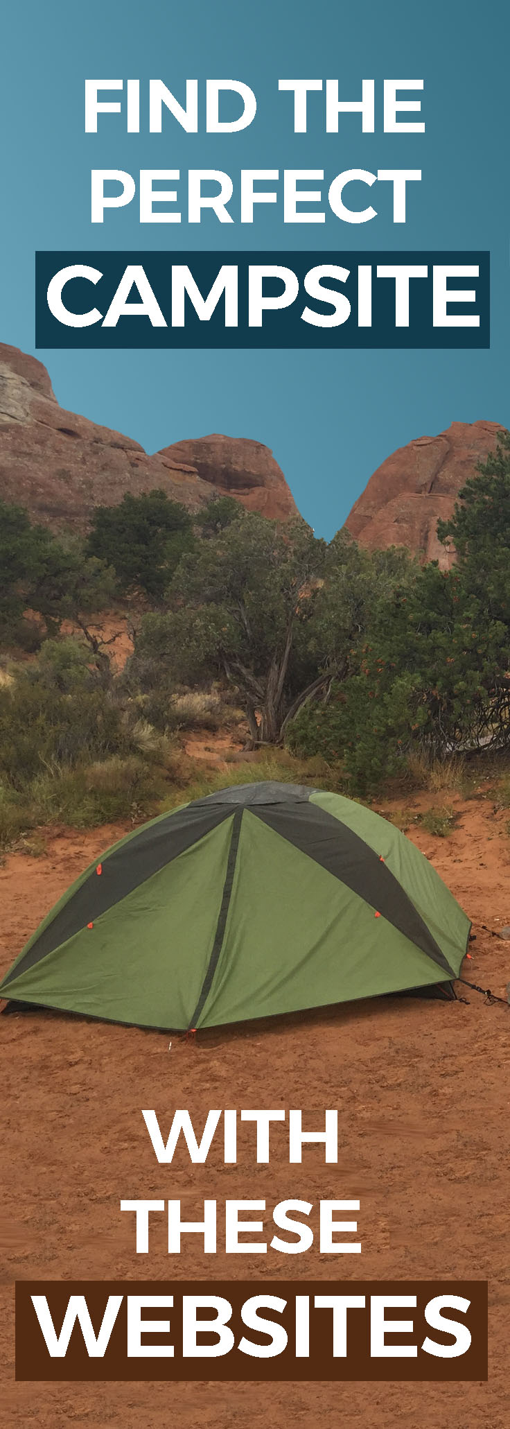 Find the perfect campsite with these websites. - theweekendguide.com