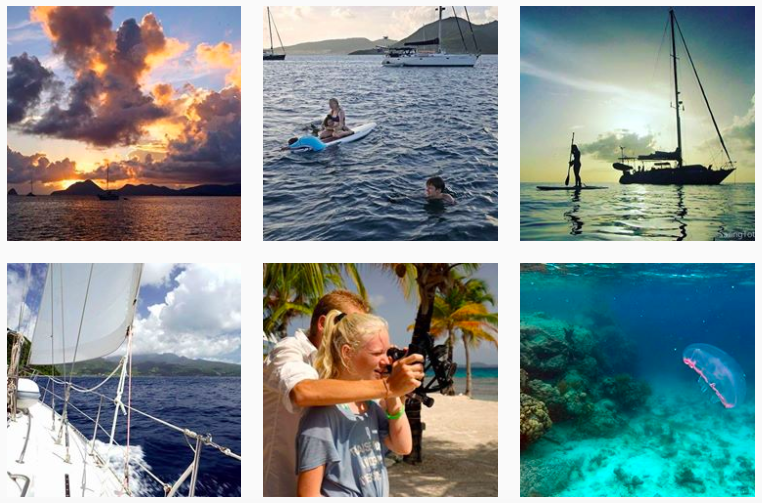 Best Sailing Instagrams to Inspire You - Sailing Totem