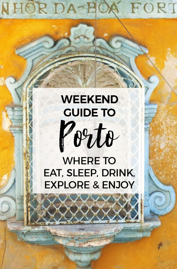 Fun Things To Do in Porto : Spend a weekend in Porto Portugal with this travel guide