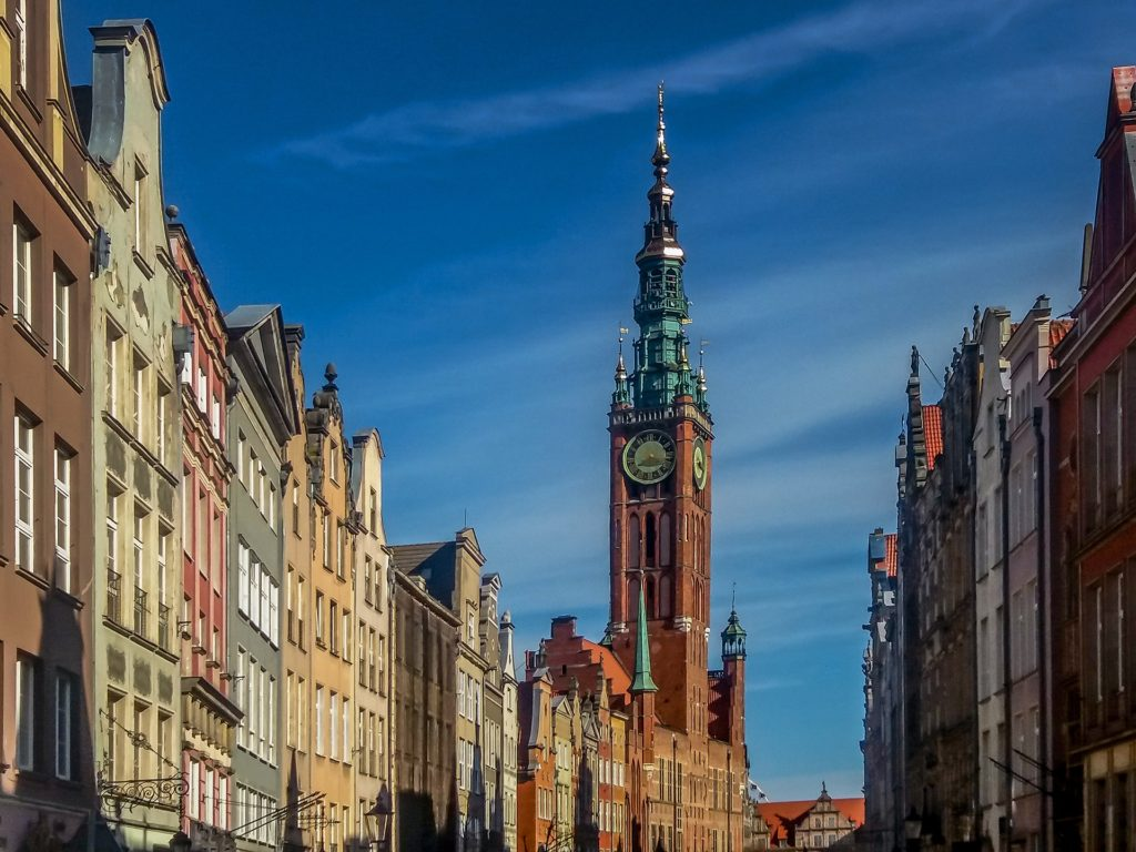 5 Cheap Last-Minute New Years Getaways in Europe : Gdansk