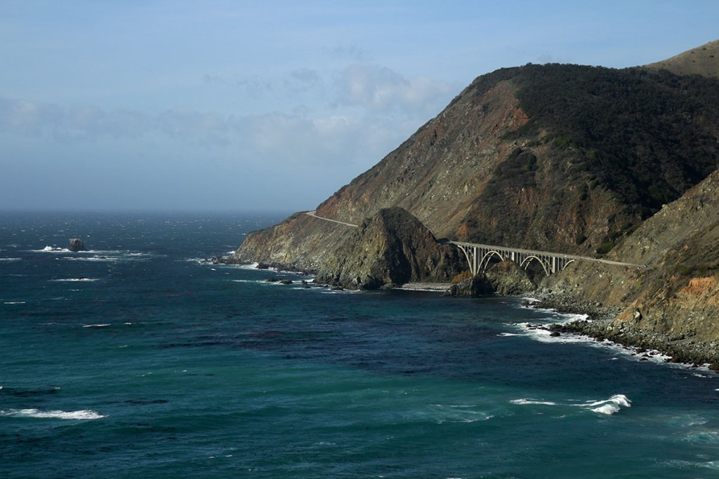 Amazing Day Trips from Santa Barbara : explore cute towns, beaches, wineries & more - big sur