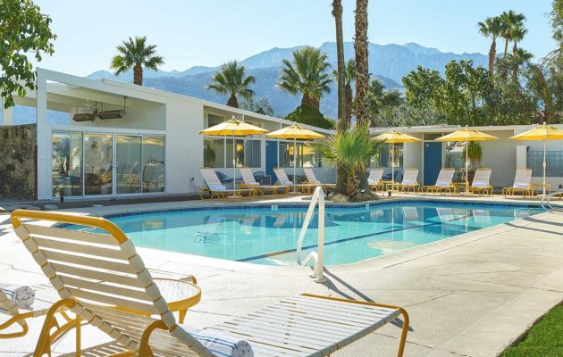Fun Hotels in Palm Springs