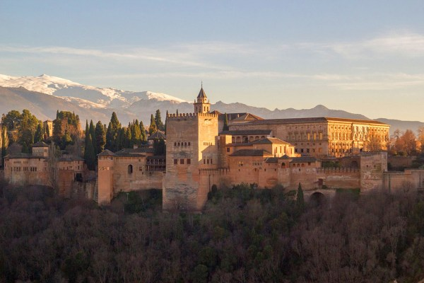 Things to do in Granada Spain - Alhambra