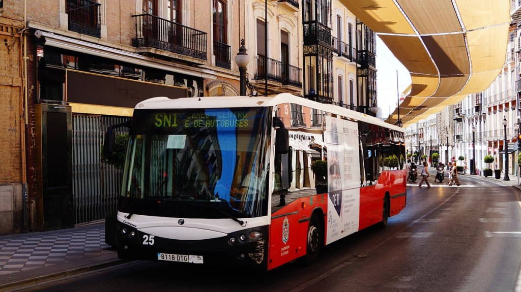 Things to do in Granada Spain - Getting Around in Granada
