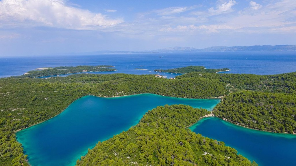 Mljet national park - Guide to croatia's national parks