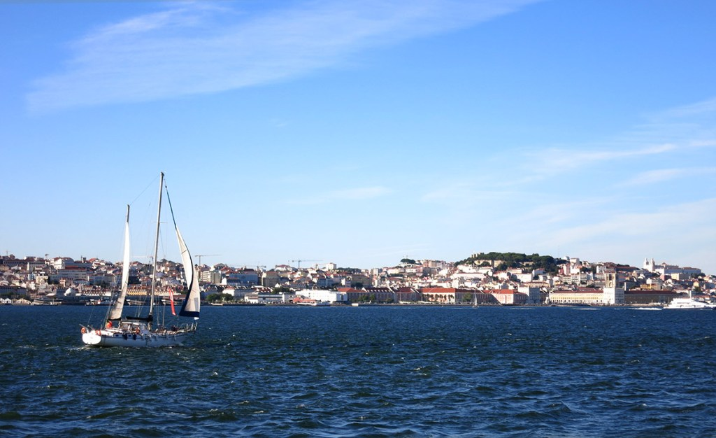 Fun things to do in Lisbon includes exploring the waterfront and going on a boat ride