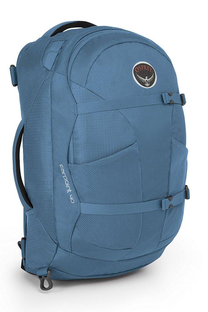 Best Carry On Travel Backpacks for Men - Osprey Farpoint
