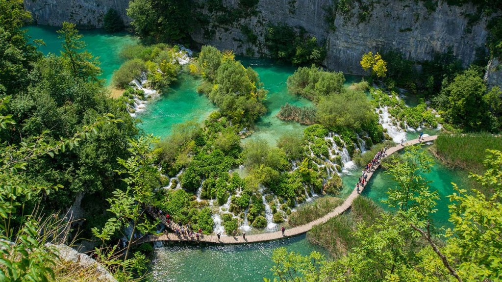 Visiting Croatia's National Parks - plitvice lakes national park