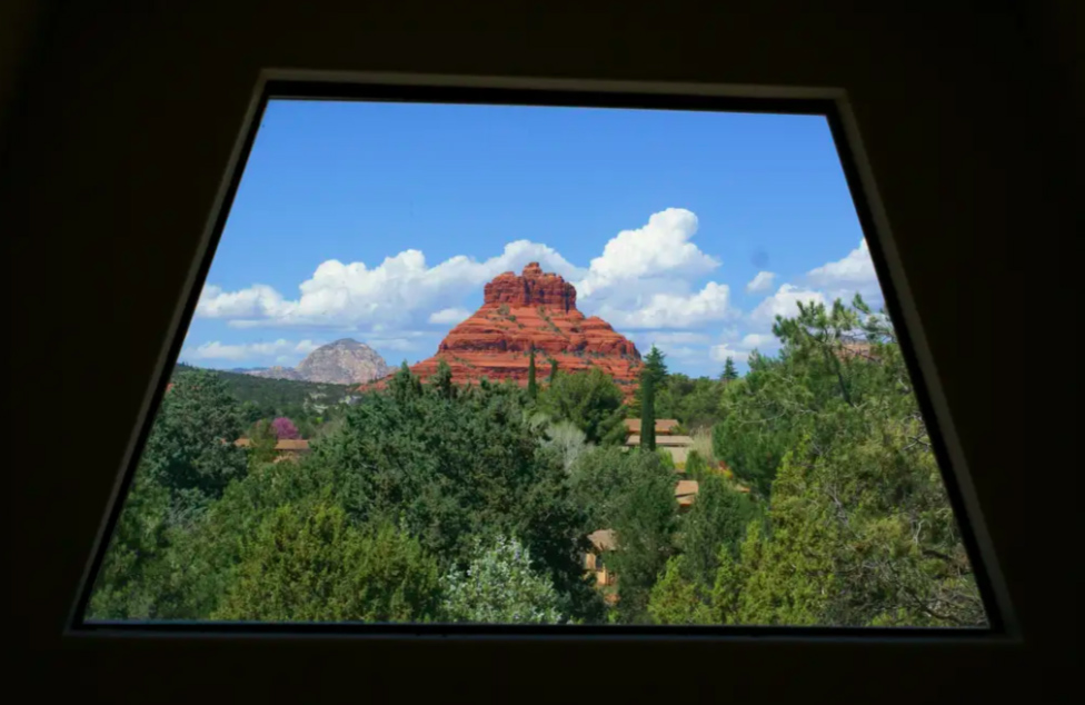 Best Places to Stay in Sedona Arizona - Bell Rock Aframe