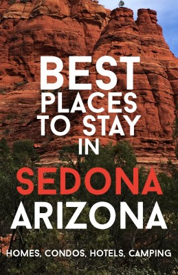 Best Places to Stay in Sedona Arizona
