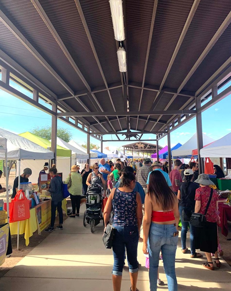A travel guide to Tucson: farmers markets