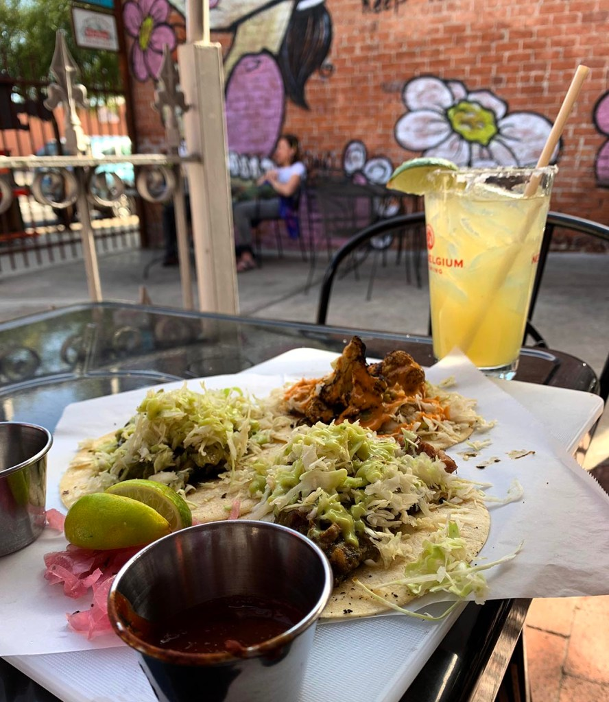 A travel guide to Tucson: yummy food