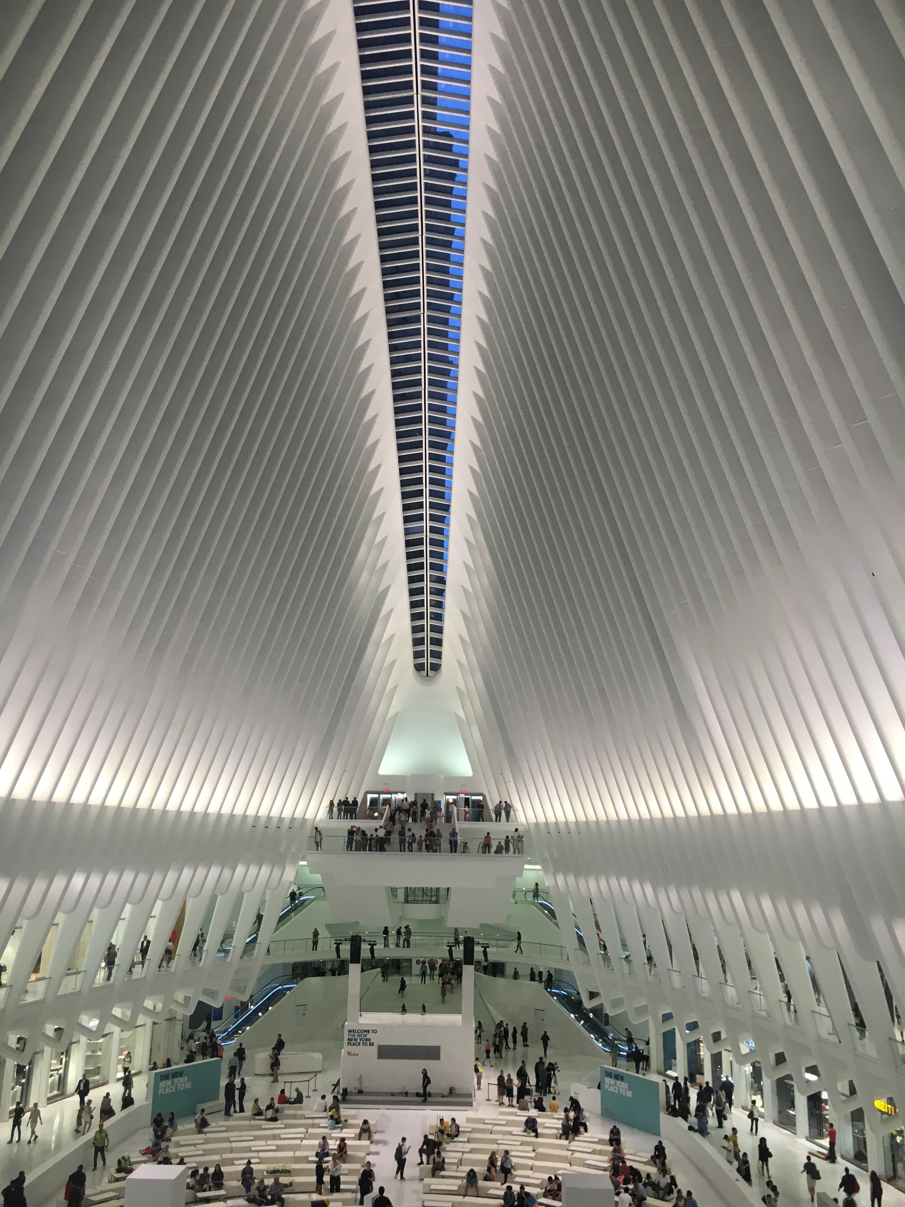 The Oculus Opens in NYC