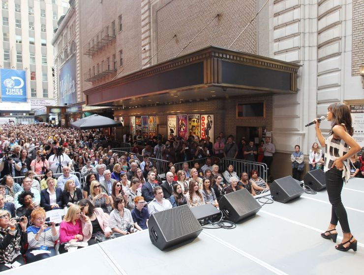 Free NYC: Stars in the Alley