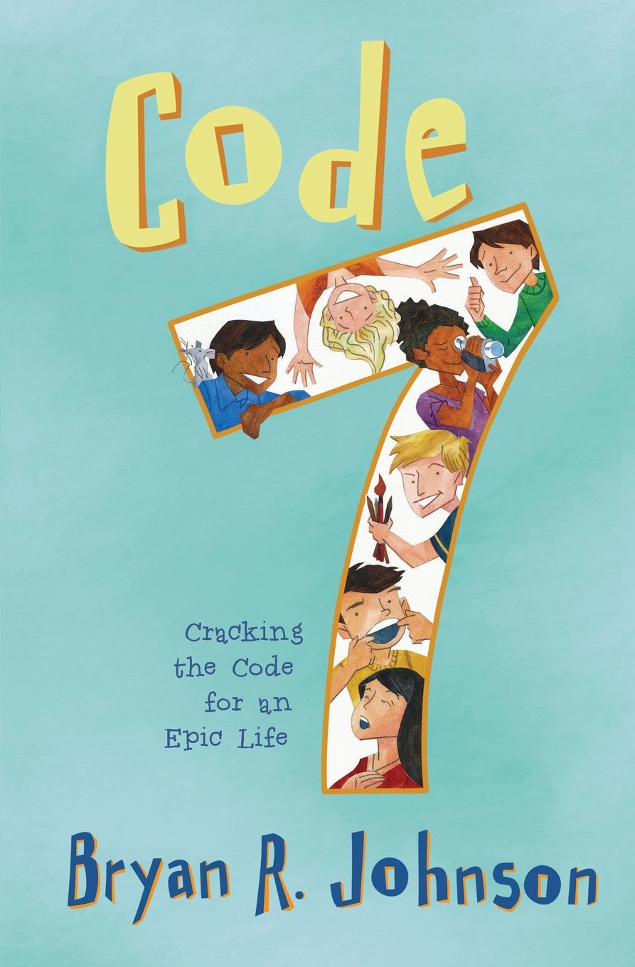 new books Code 7: Cracking the Code for an Epic Life