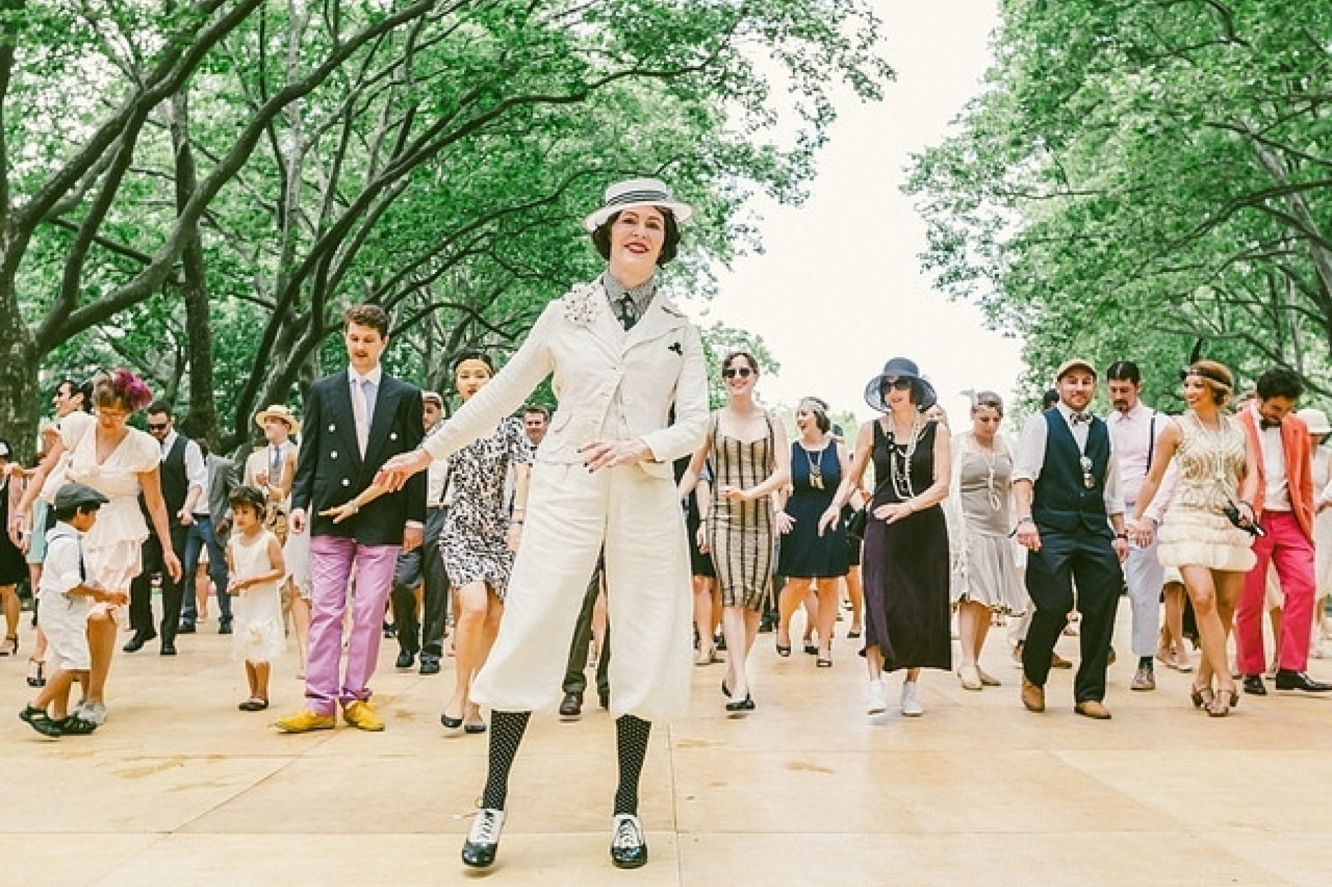 The Jazz Age Lawn Party governors island activities