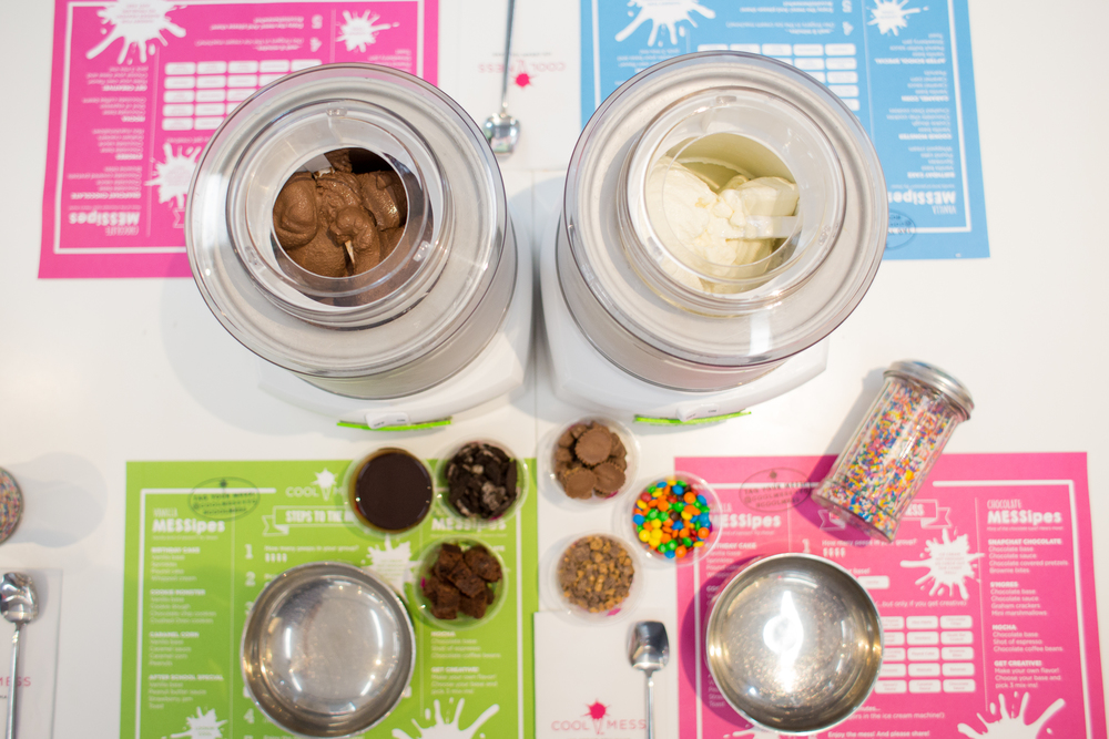 cool mess national ice cream month make your own