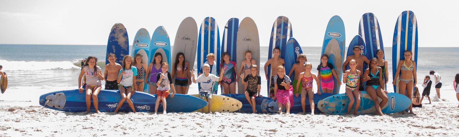 Coastline Adventures Surfing School