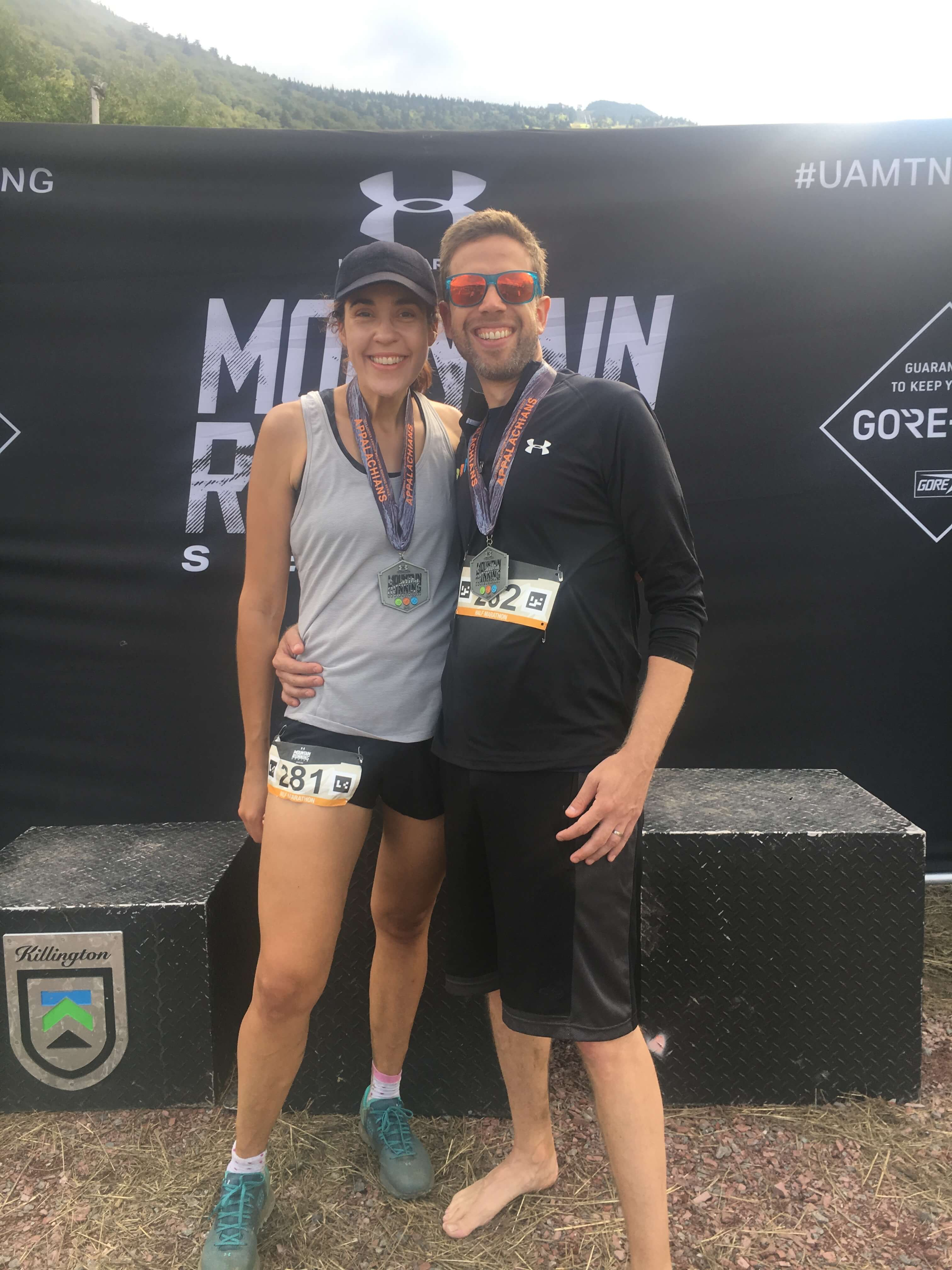 end of the ua mountain running experience
