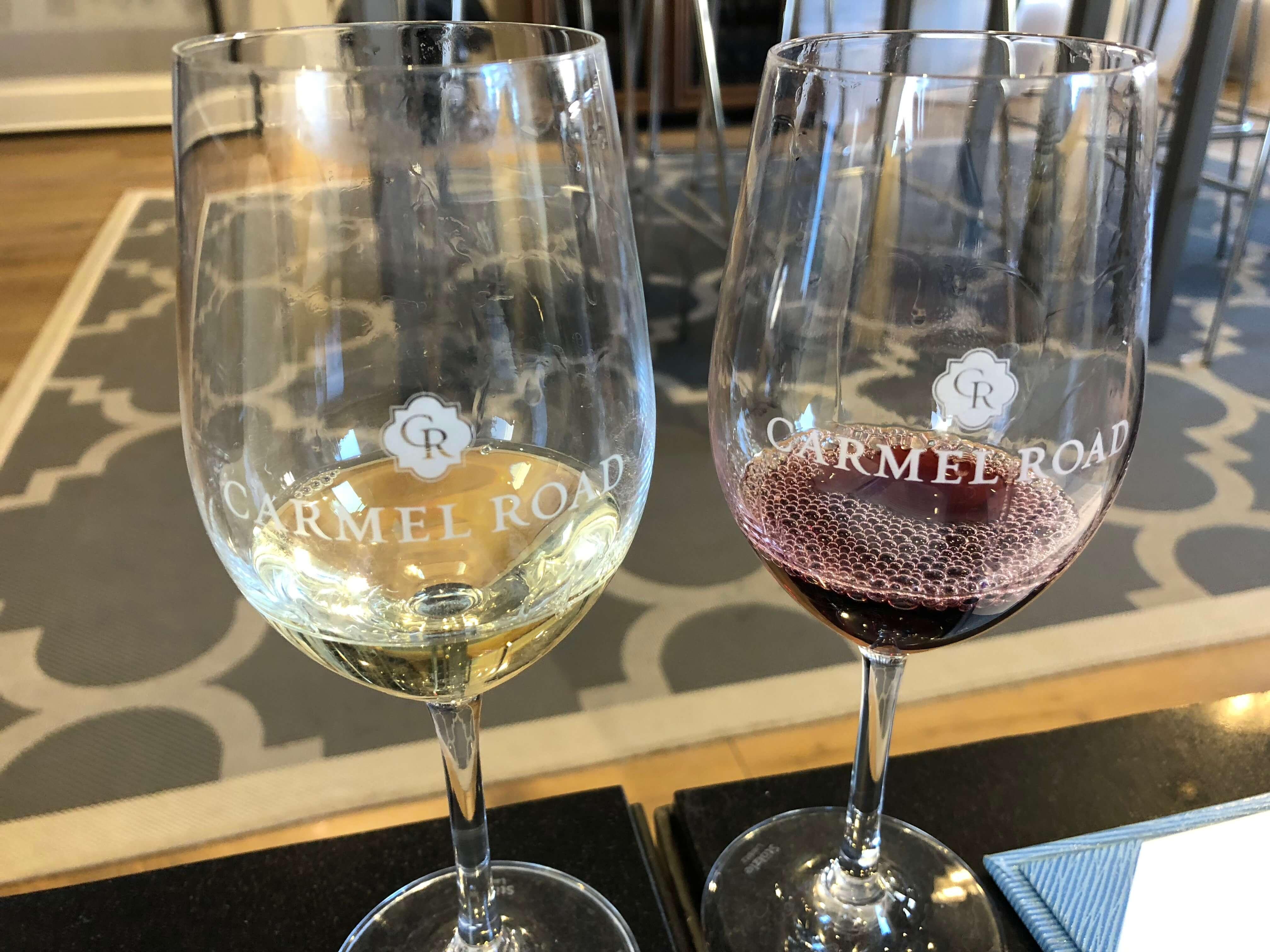 carmel-by-the-sea Wine tastings in town