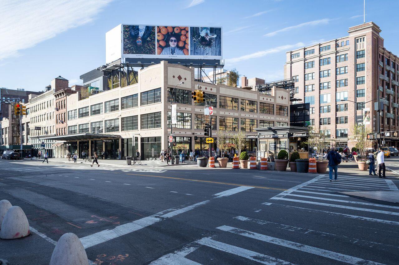 Swing into Spring at the Meatpacking District