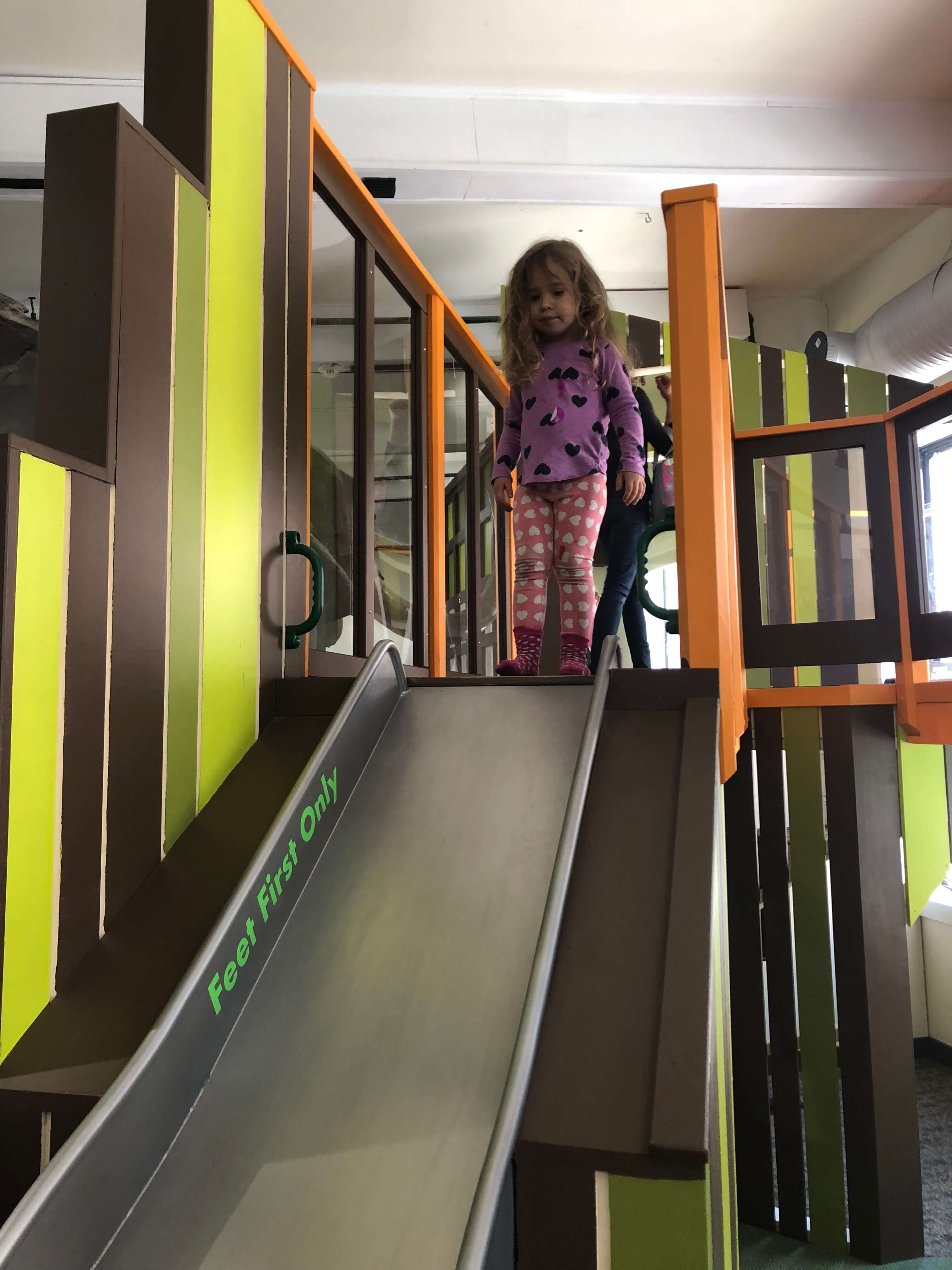 slide Mid-Hudson Children's Museum