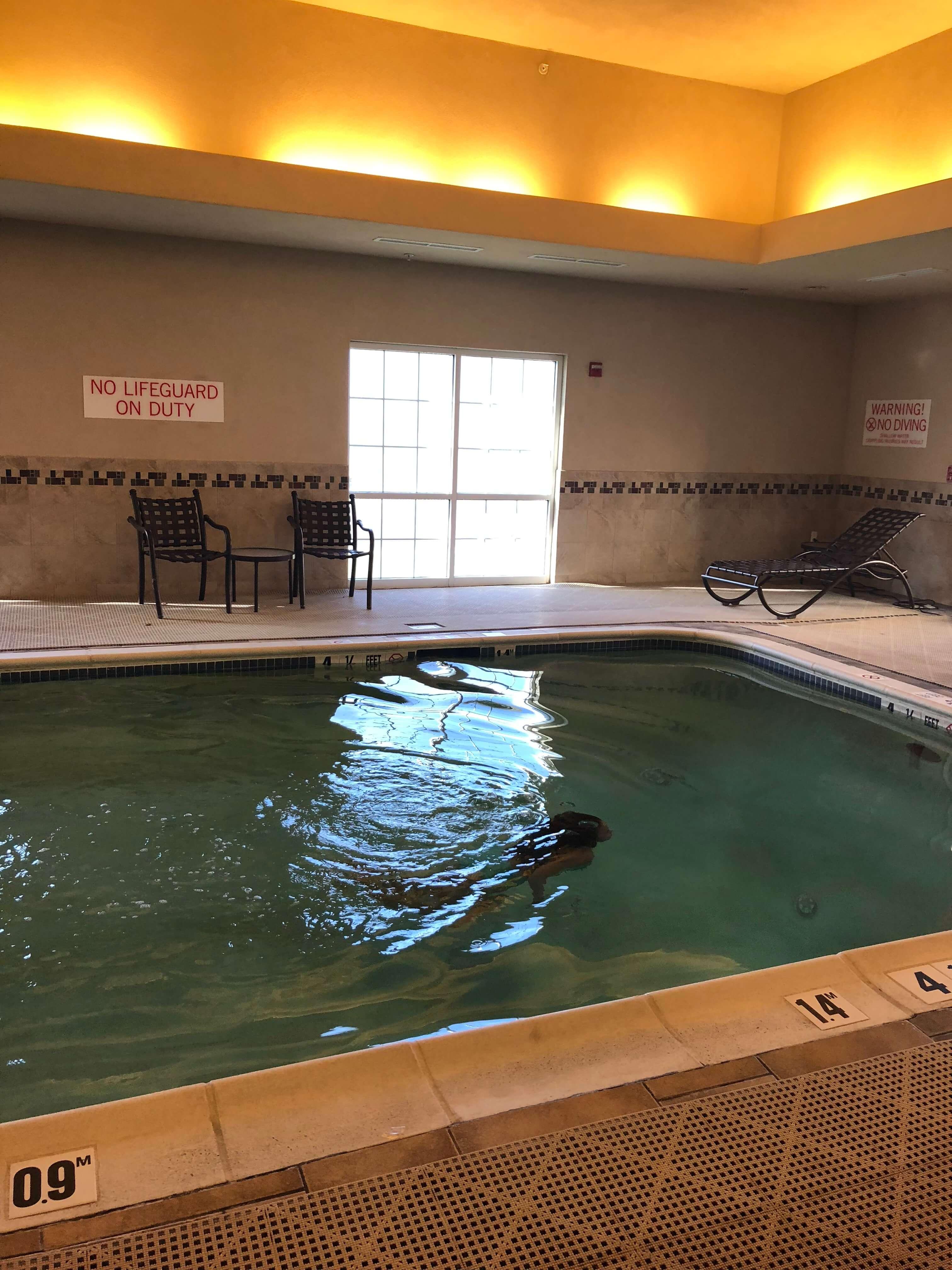 pool HYATT house Fishkill/Poughkeepsie