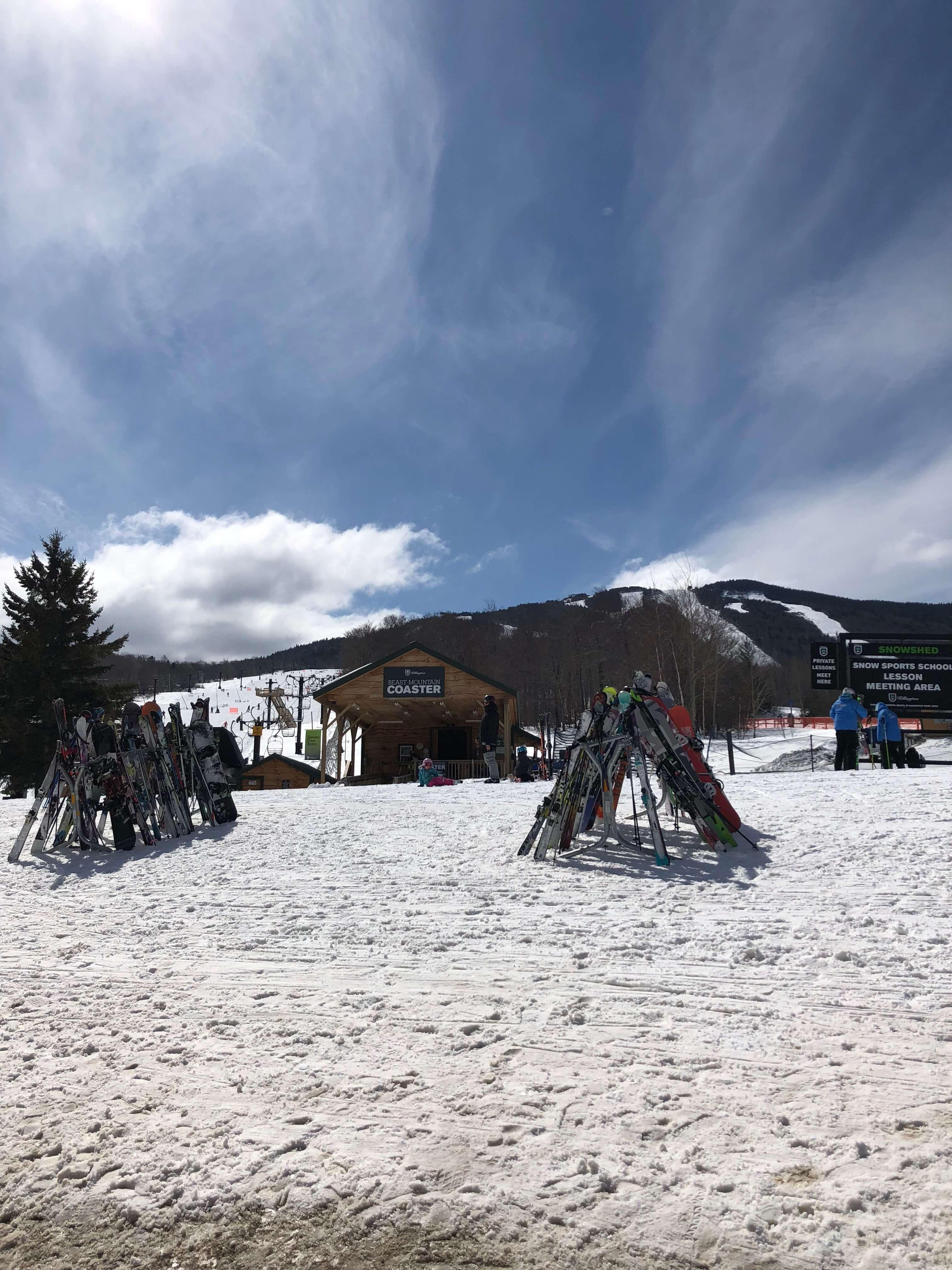 Killington Resort learn to ski program