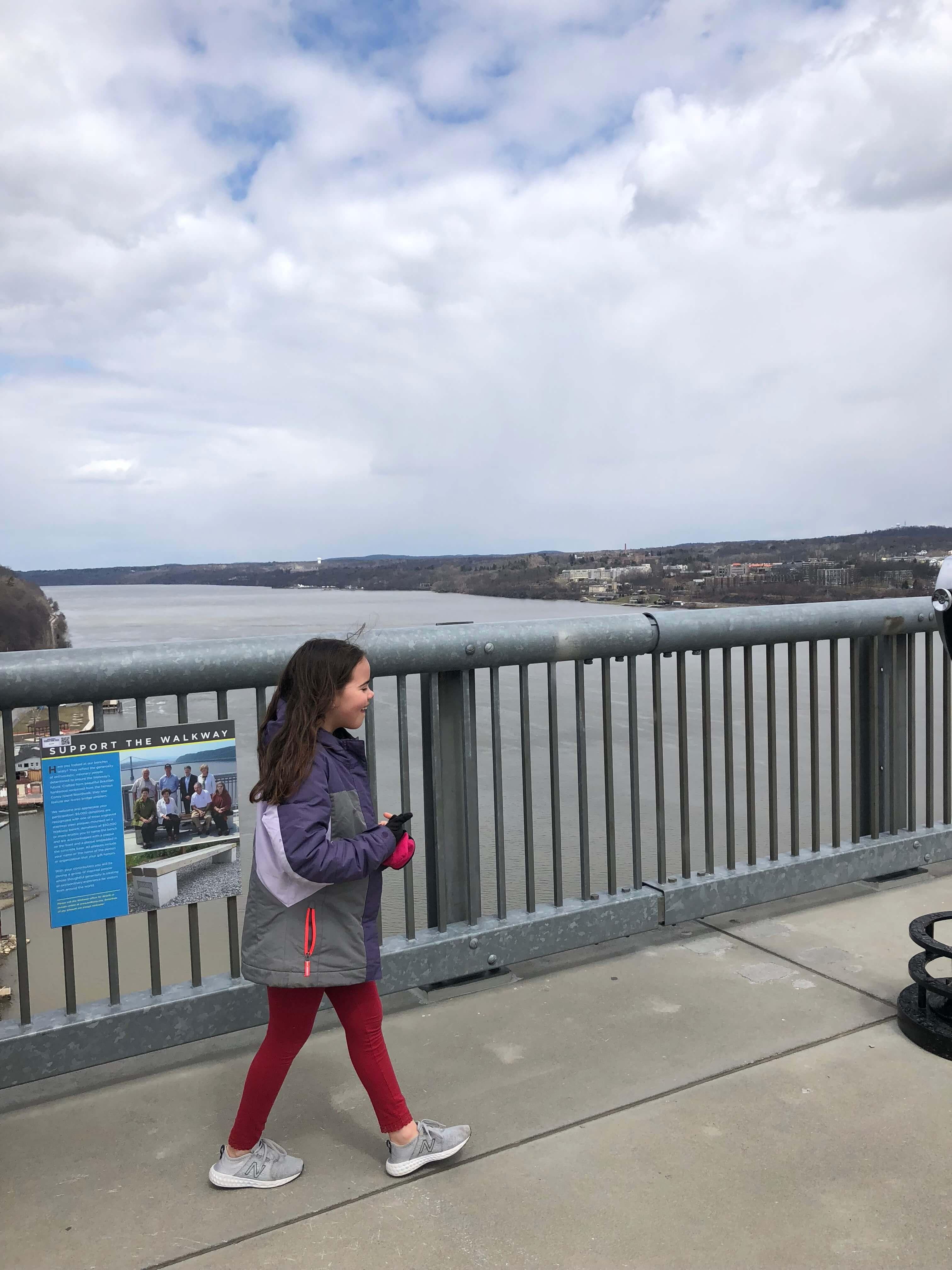 Walkway Over the Hudson dutchess county adventure
