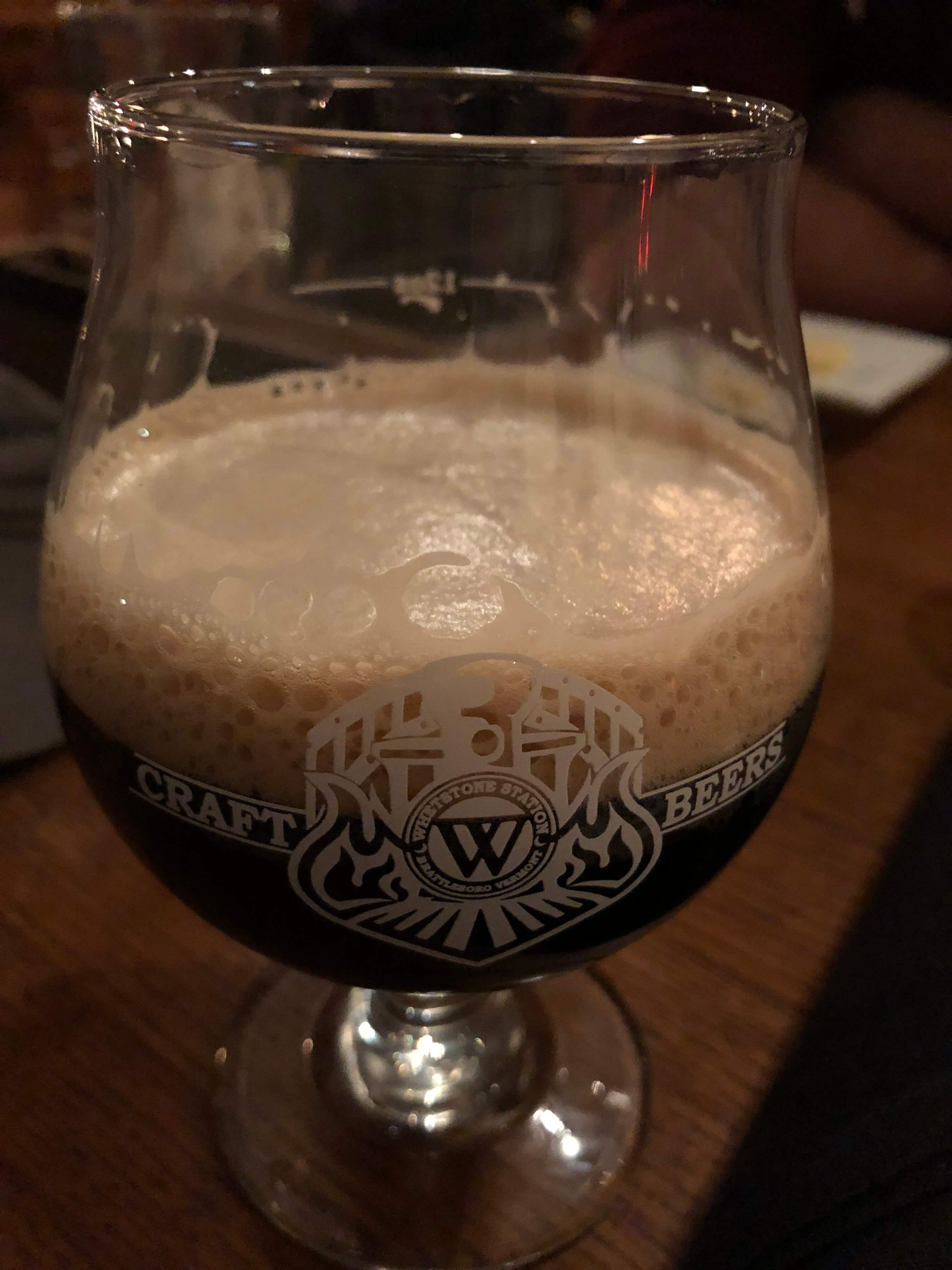 whetson station dark beer