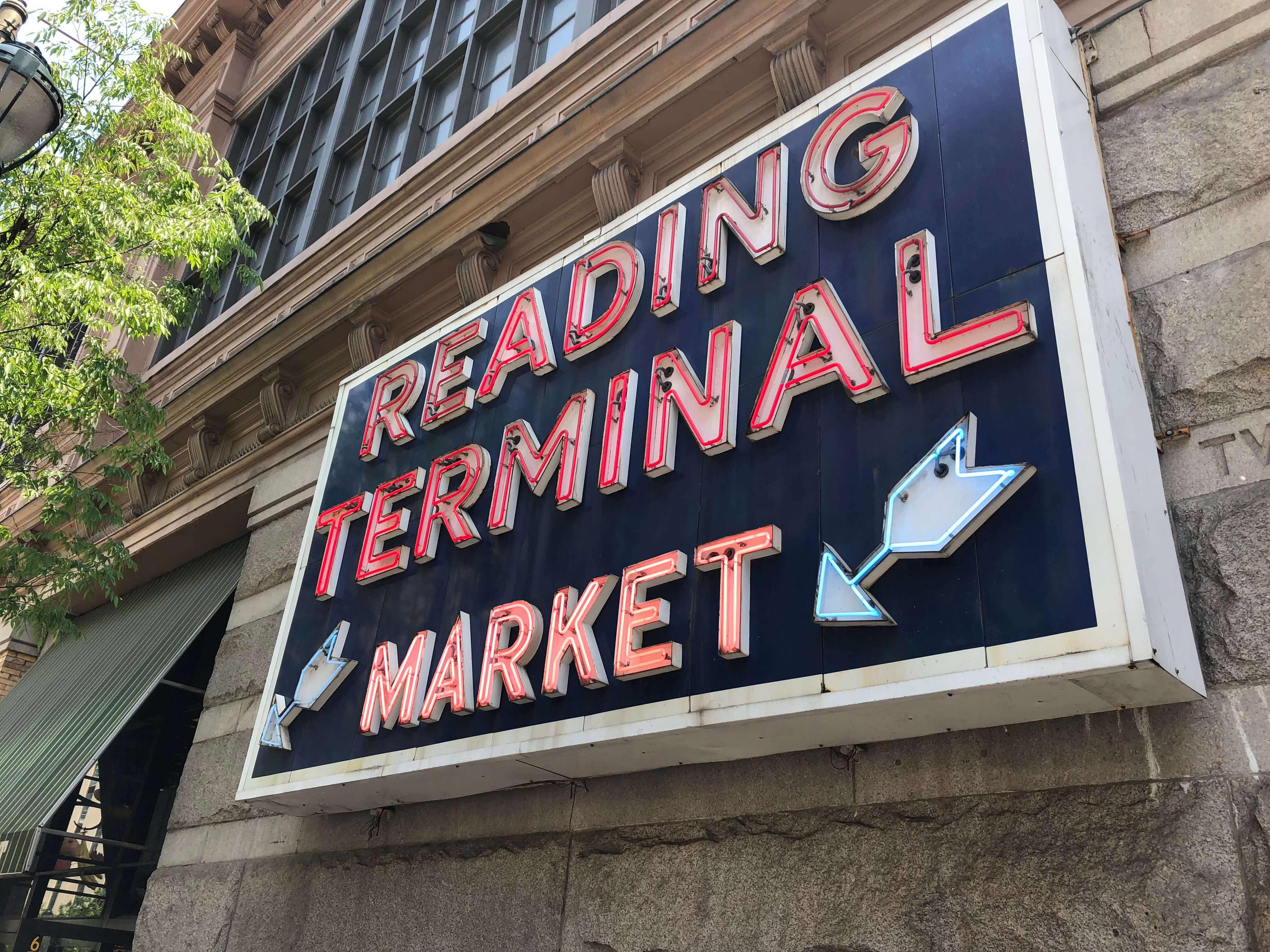 Reading TerminalMarket