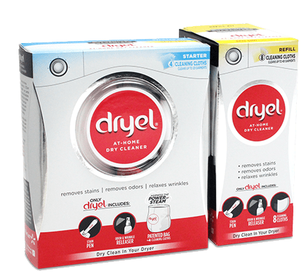 dryel saves money