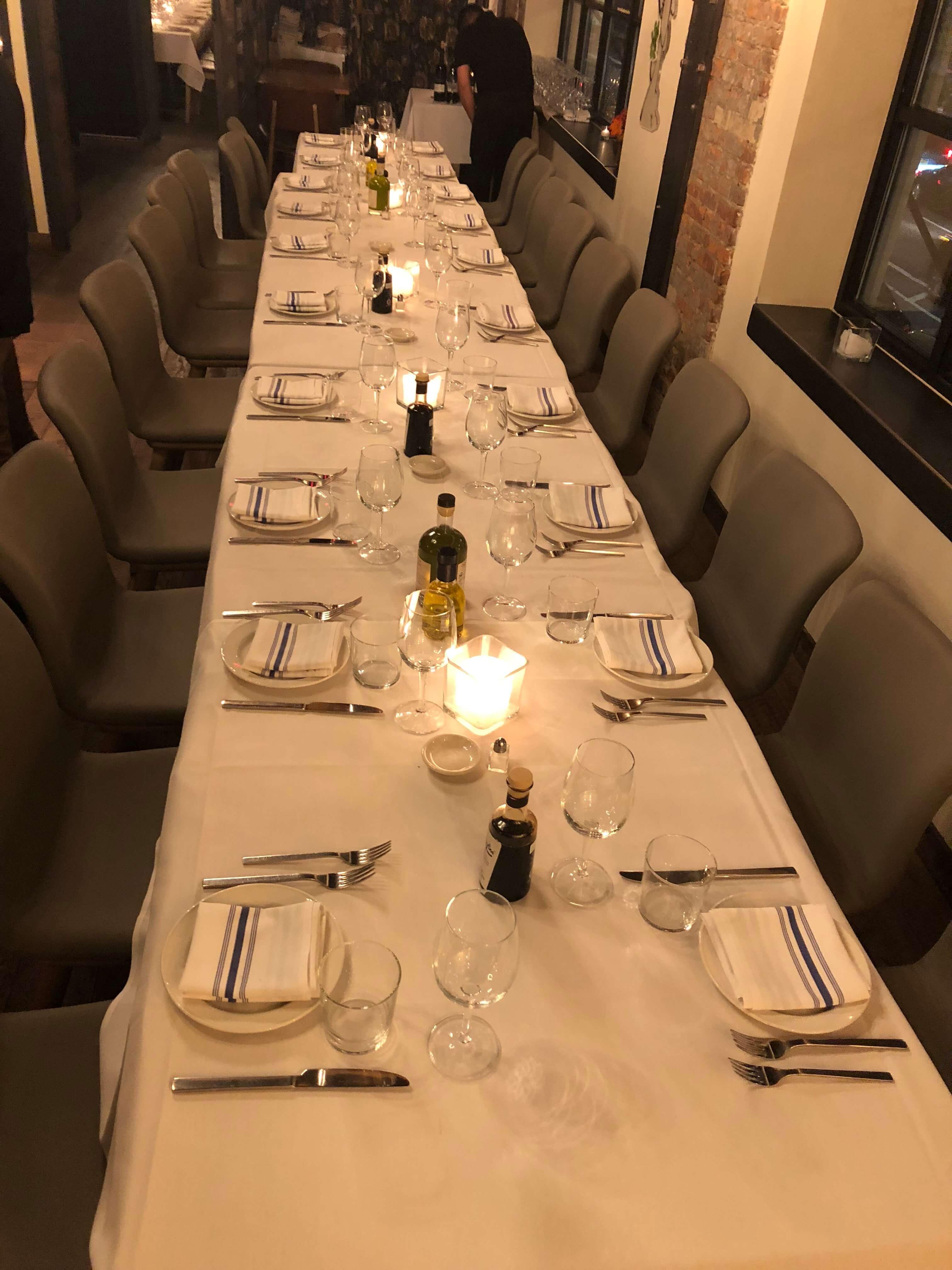 Delicious Options from Serafina Tribeca's Winter Menu