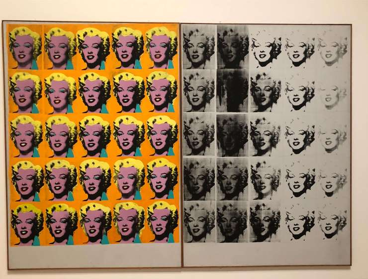 Andy Warhol— From A to B and Back Again