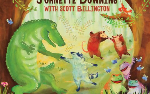 Swamp Romp: A Louisiana Dance Party Album from Johnette and Scott You Have to Check Out