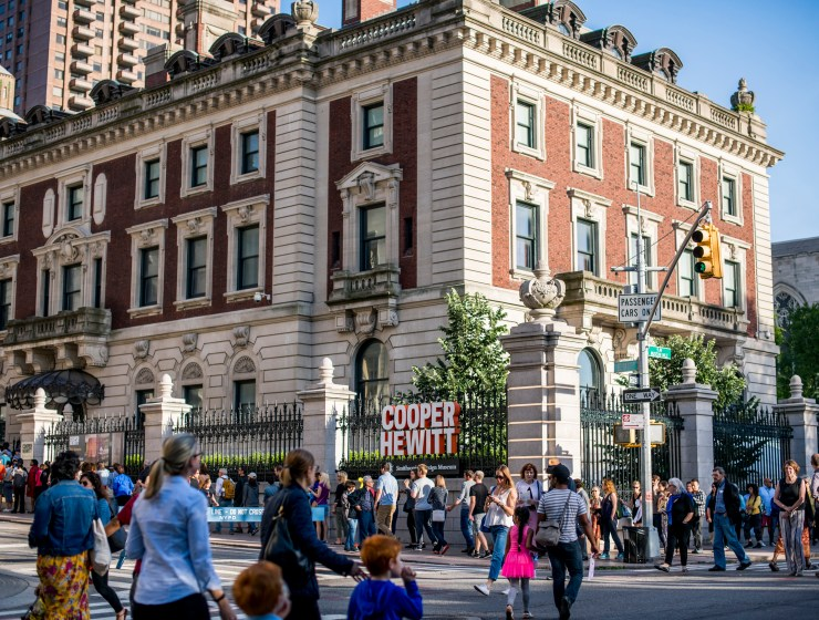 What to Expect at the Museum Mile Festival