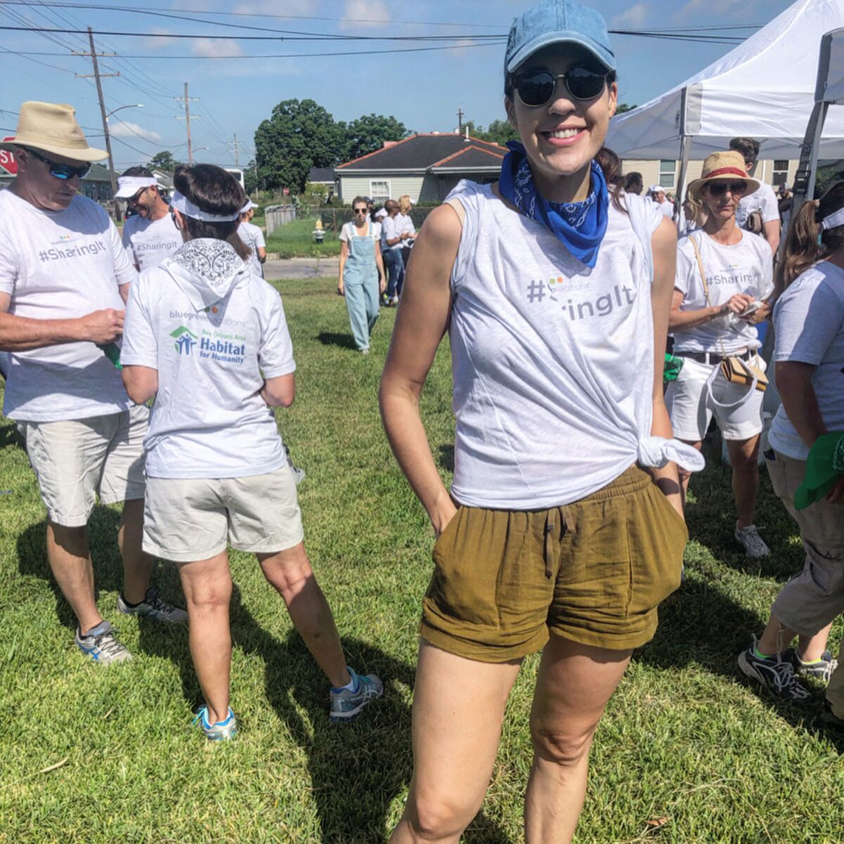 Habitat for Humanity Build new orleans