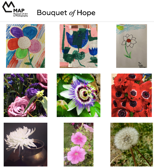 Help Build Bouquet of Hope: The Worlds Largest Bouquet of Flowers with MAP
