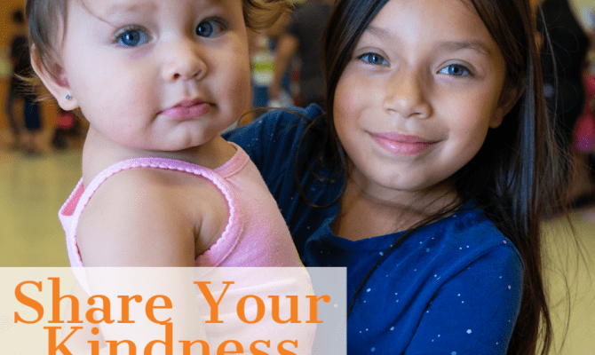 Small Acts of Kindness To Practice Everyday Feed the CHildren
