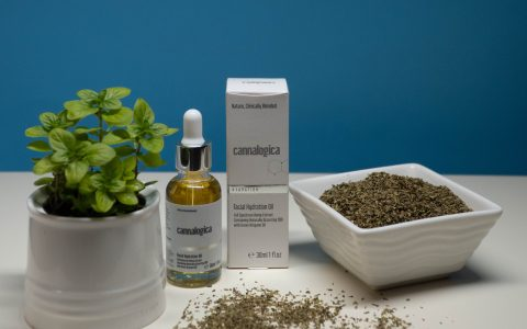 Cannalogica skincare review
