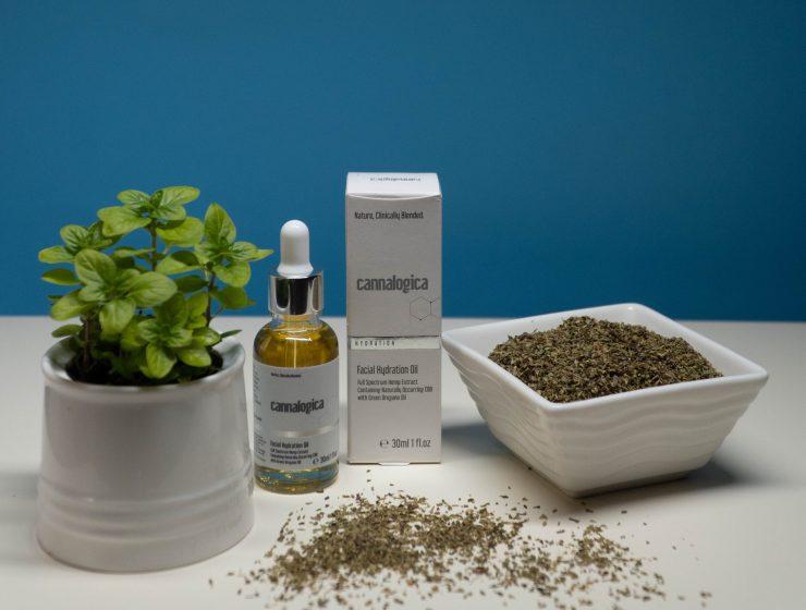 Cannalogica skincare review
